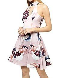 Amazon.it  Abbigliamento Donna Abiti Corti  Abbigliamento ee4dd790b53c