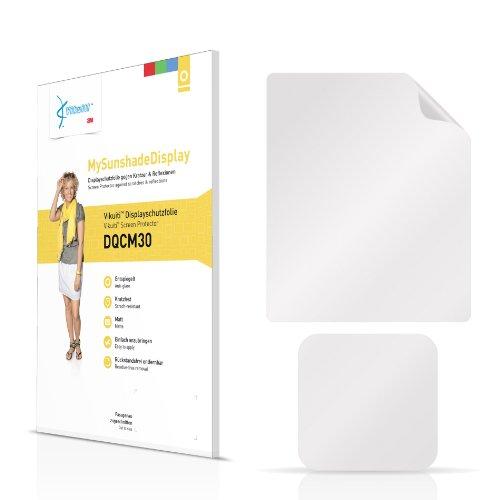 Vikuiti DQCM30 Displayschutzfolie für Samsung SGH-E420 matte Schutzfolie, hartbeschichtete Folie