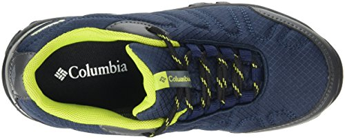 Columbia Youth Firecamp Sledder, Chaussures Multisport Outdoor Garçon Violet (Whale 554)