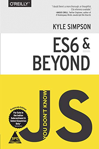 You Don`t Know JS (ES6 & Beyond)