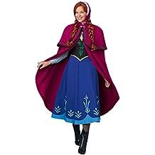 Simplicity 1210Tamaño R5Disfraces de Frozen de Disney para mujer patrón de costura, multicolor