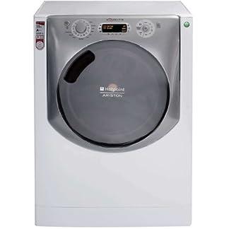 Hotpoint-Aqualtis-AQ113D-69-EUA-Freistehende-Waschmaschine-Frontladung-11-kg-1600-Umin-A-Silber-wei-freistehend-Frontbeladung-silber-wei-Trbeschlag-rechts-LCD-schwarz