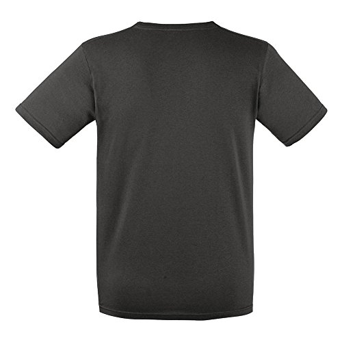 Fruit of the Loom - Fitted Valueweight T-Shirt Royal