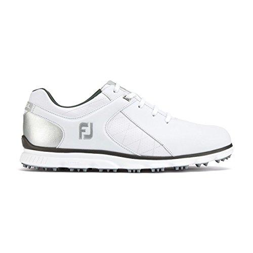 Foot Joy Pro S/l, Chaussures de Golf Homme, Blanc (Blanco...
