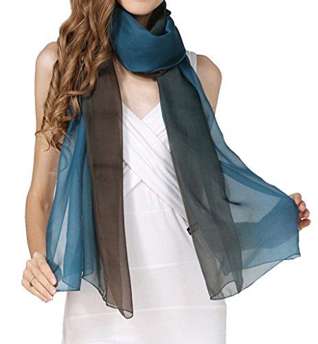 helan-femmes-reel-soie-naturelle-186-x-68-cm-gradients-color-foulards-longs-vert-fonce-et-cafe