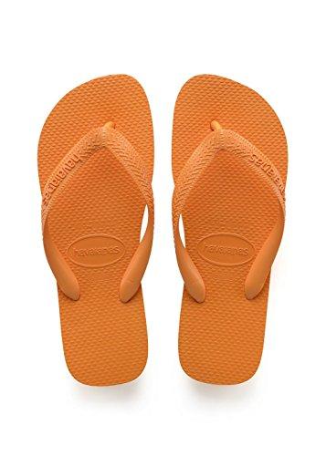 Havaianas Top, Infradito Unisex - Adulto, Arancione (Light Orange), 37/38 EU [35/36 BR]