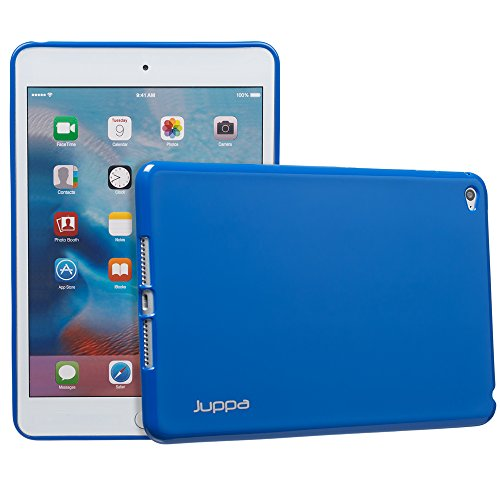 JUPPA ® 4, IPAD MINI CASES TPU GEL blu