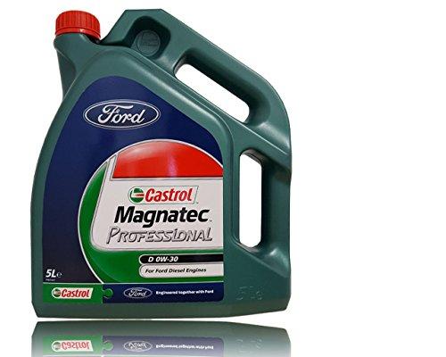 Castrol Magnatec 0W-30D olio motore, 5lit
