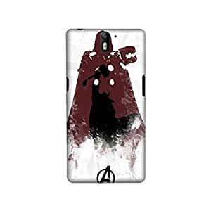 Oneone Designer Printed Case & Covers (Oneone Back Cover) - Avengers