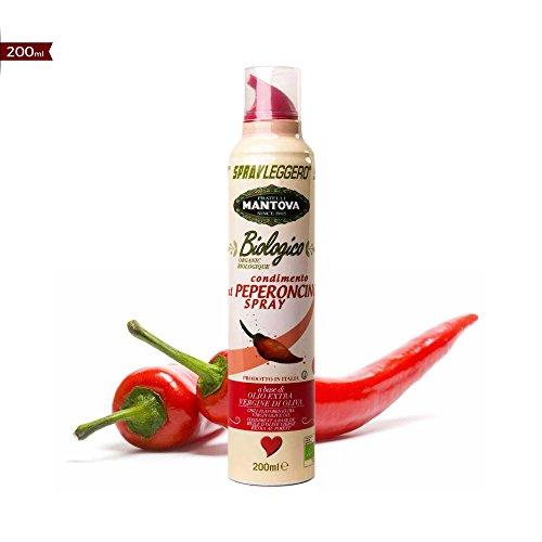 Peperoncino Spray in Olio Biologico Extravergine di Oliva