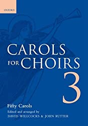 Carols for Choirs 3: Vocal score (. . . for Choirs Collections)