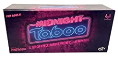 Idea Regalo - Hasbro Gaming - Midnight Taboo (Gioco in Scatola), C0418103
