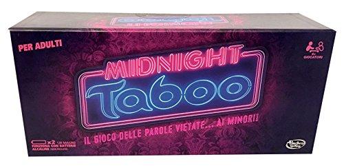 Hasbro Gaming - Midnight Taboo
