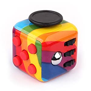 Tepoinn Fidget Toy Cube Toy for adults