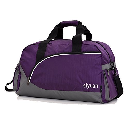 Portable travel bag/business gepäck tasche/kurze tasche mit großer kapazität-lila lila