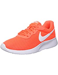 XiaoYouYuFitness Shoes - plataforma mujer , color Naranja, talla 38