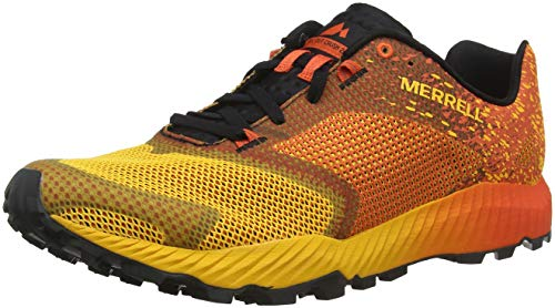 Merrell All out Crush 2, Scarpe da Trail Running Uomo, Arancione Orange, 46 EU