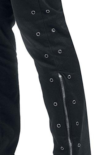 Black Premium by EMP Occlusive Skarlett Pantaloni donna nero Nero