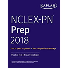 NCLEX-PN Prep 2018: Practice Test + Proven Strategies (Kaplan Test Prep) (English Edition)