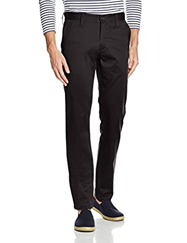 G-Star Men's Bronson Trousers, Black (Black), 33W X 30L
