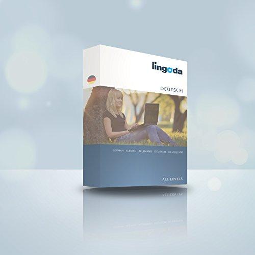 Lingoda Online Sprachschule-Deutschkurs für Anfänger und Fortgeschrittene im Live Unterricht mit echten Lehrer (Gruppenstunden)