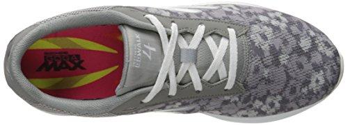Skechers prestazioni Go Walk 4 Excite scarpa a piedi Gray