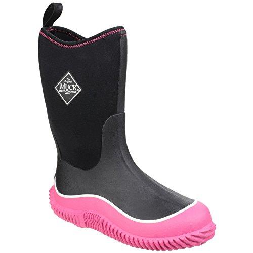 Muck Boots Hale - Bottes en caoutchouc - Enfant unisexe Noir