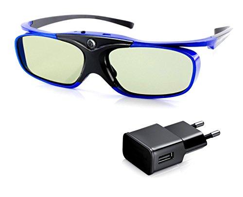 cinemax-1x-3d-brille-dlp-link-hi-shock-aktive-serie-mit-ladegerat-kompatibel-nur-mit-3d-dlp-projekto