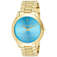Michael Kors Women's Quartz Watch, Analog Display and Stainless Steel Strap MK3265