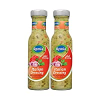 Remia Italian Dressing, 250ml, Pack of 2, Product of Holland