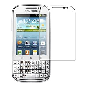 DNG Clear Screen Guard Scratch Protector for Samsung Galaxy Chat B5330