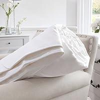 Jasmine Silk Estate Peso 100% seta Piumino di gelso riempito la trapunta del Duvet - Re (220 x 225cm) (300gm²) 4
