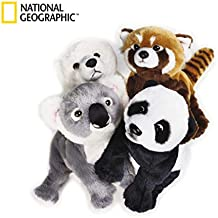 Stofftiere & Kuscheltiere PELUCHE PANDA GEANT NATIONAL GEOGRAPHIC