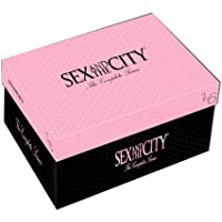 Sex and the city dvd box sets complete series