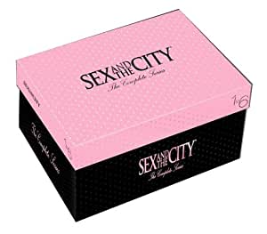 Sex and the City: Series 1 - 6 (Shoe Box) [DVD]