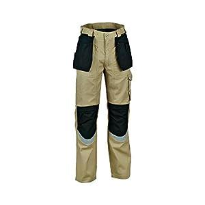 Cofra 40-00V01502-26 – Pantalones, unisex, color azul marino, talla 20 ES (26EU)