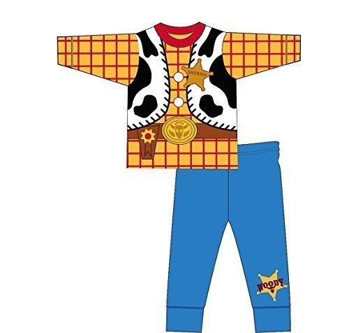 Kostüm Kinder Woody Für (Jungen Disney Toy Story Woody Neuheit Kostüm Schlafanzüge Set - Multi, EU)