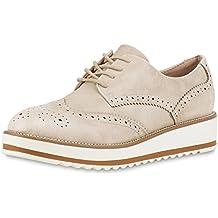 Japado - Zapatos de vestir brogues Mujer