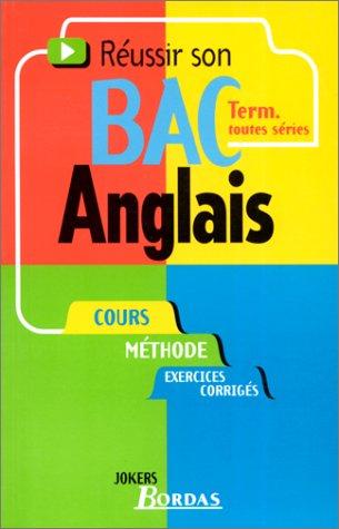 004 - ANGLAIS TOUTES SERIES (Ancienne Edition)