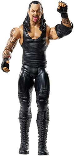 WWE GCB83 - 15 cm Basis Figur Undertaker (Mattel Wwe Figuren)