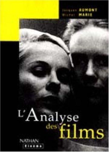 L'ANALYSE DES FILMS. 2ème édition