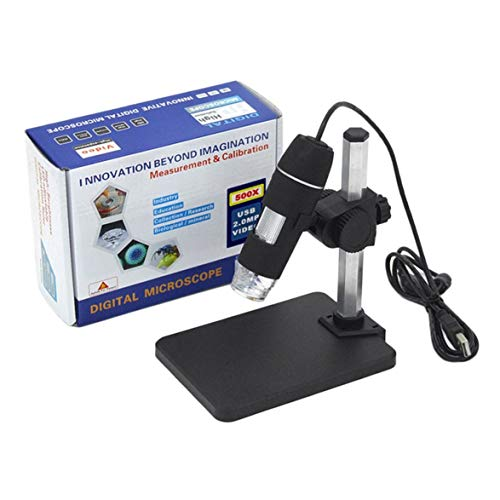 Kongqiabona USB portátil Microscopio Digital 500X