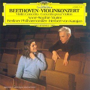 Beethoven : Concerto pour violon Op. 61 d'occasion  Livré partout en Belgique
