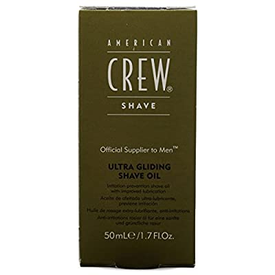 American Crew Ultra Gliding Shave Oil 50ml/1.7Oz by American Crew