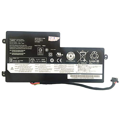 7xinbox 11.4V 24Wh 2.06Ah 45N1112 Remplacement Batterie pour IBM Lenovo ThinkPad X240 T440 45N1108 45N1109 45N1113