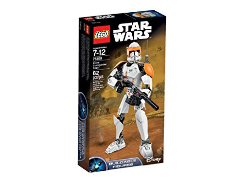 LEGO Star Wars 75108 Clone Commander Cody Building Kit by LEGO