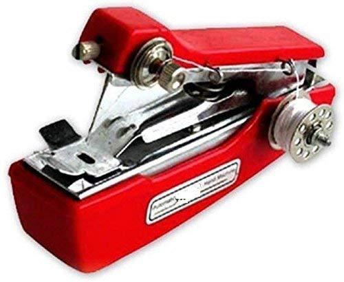ADHAAR Mini Portable 4 in 1 Functional Household Sewing Machine...