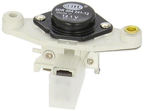 HELLA 5DR 004 241-121 Regulador del alternador, Tensión nominal: 12V