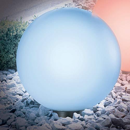 IDMarket - Lampe Boule Solaire Color 20 CM