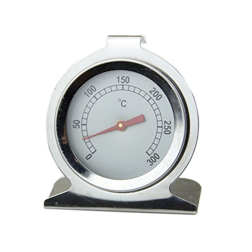 heroneo Classic Stand Up Lebensmittel New Fleisch Zifferblatt Ofen Thermometer Temperatur Gauge gage